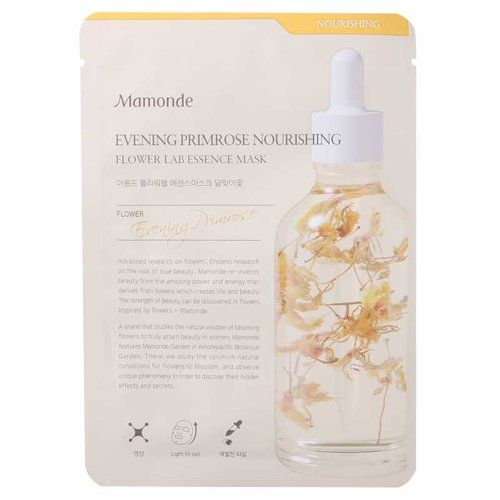 Mamonde Evening Primrose Flower Lab Essence Mask