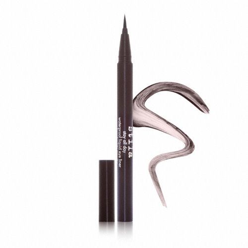 Stilla Waterproof Liquid Eyeliner Dark Brown