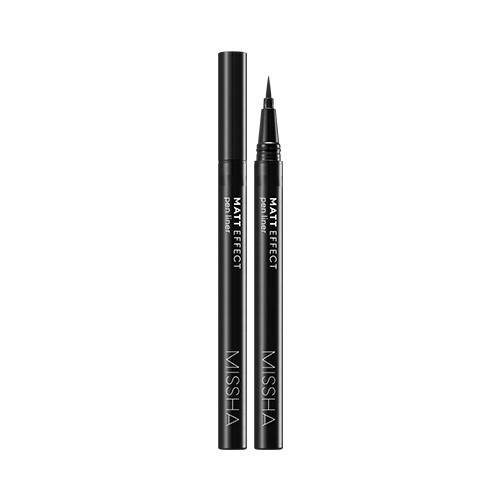 Missha Matte Effect Pen Liner Black