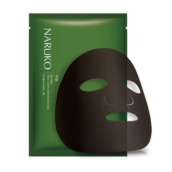 Naruko Tea Tree Shine & Blemish Clear Mask