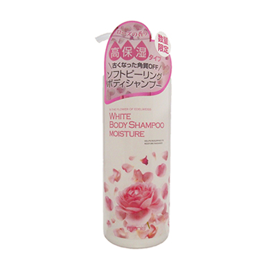 White Body Shampoo Moisture