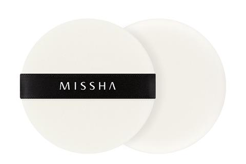 Missha Compressed Flocking Puff