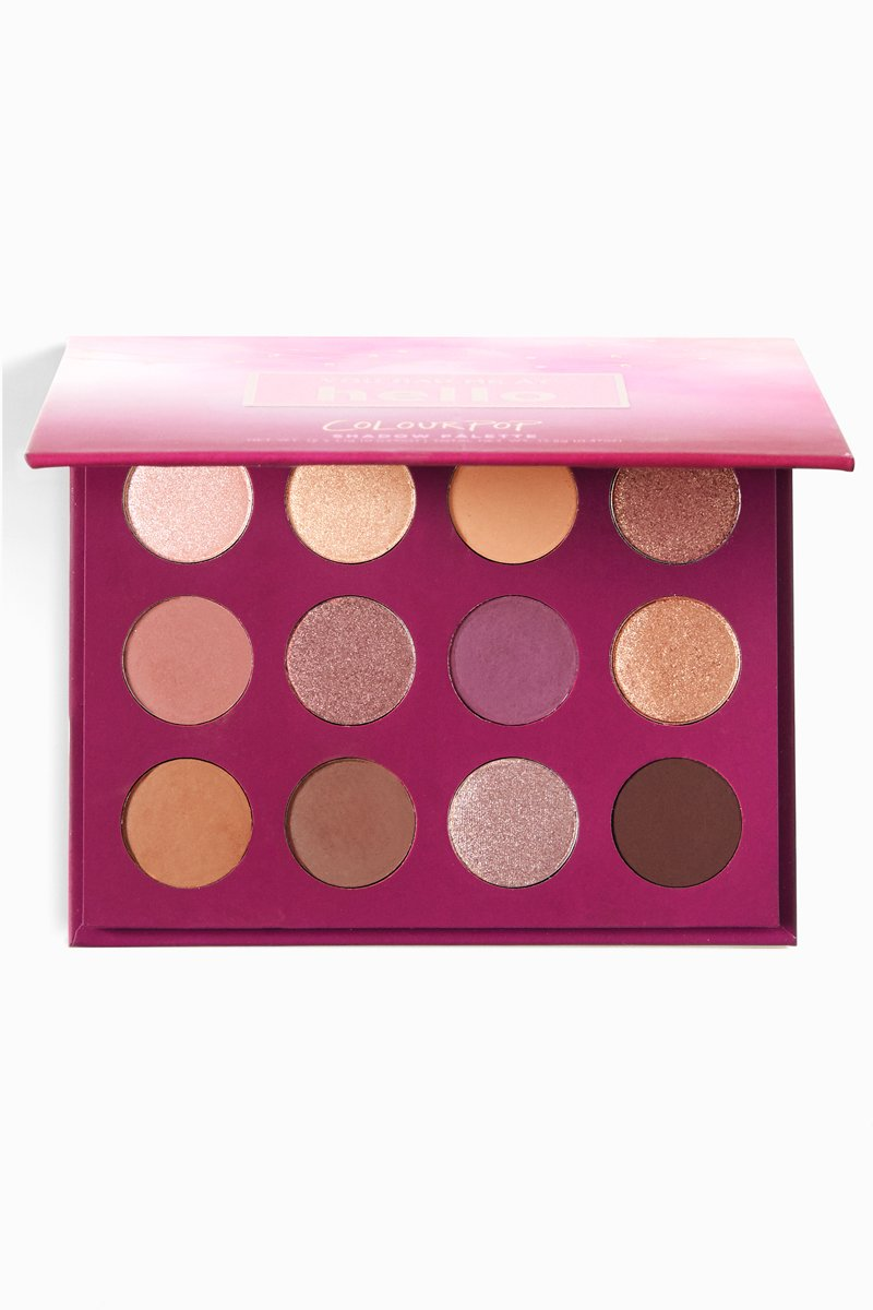 Colour Pop Shadow Palette You Had Me At Hello