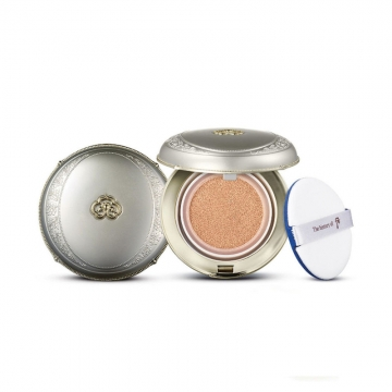 Whoo Radiant White Moisture Cushion Foundation Special Set #23
