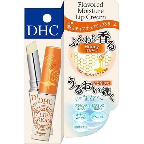 DHC Lip Cream Honey