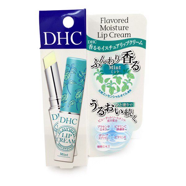 DHC Lip Cream Mint