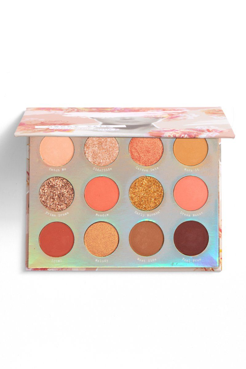 Colour Pop Pressrd Powder Palette Sweet Talk