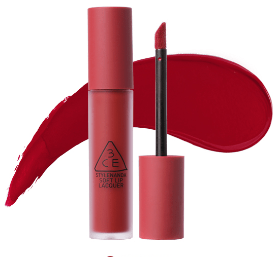 3CE Soft Lip Lacquer Perk Up