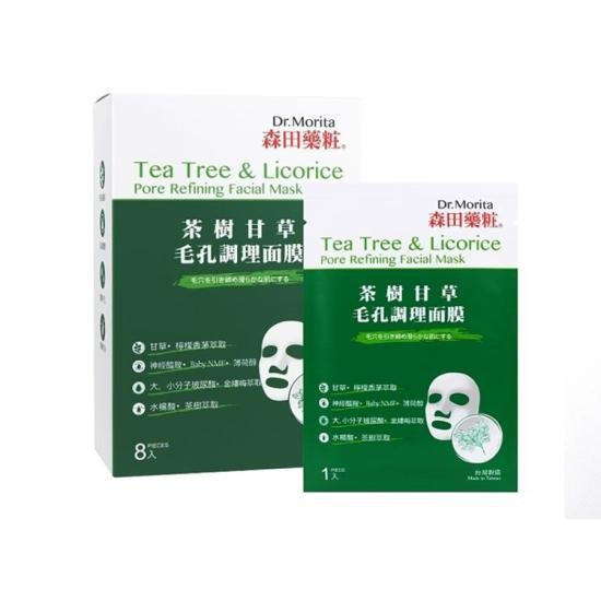 Dr.Morita Tea Tree & Licorice
