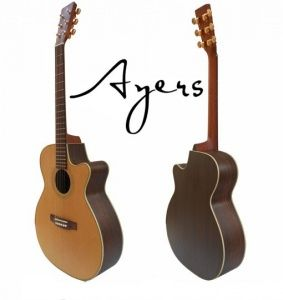 Ayers Acoustic Guitar ACSRL