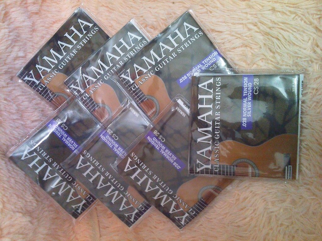 Yamaha Classic Guitar Strings