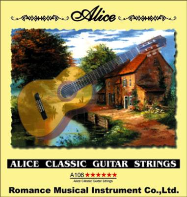 Alice A106 strings