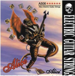 Guitar strings Alice A506