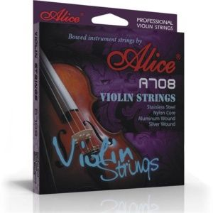 Alice Violin Strings A708