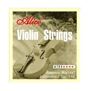 Alice Violin Strings A704