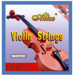 Alice Violin Strings A703
