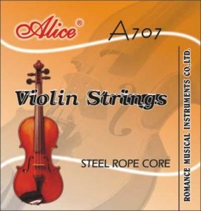 Alice Violin Strings A707