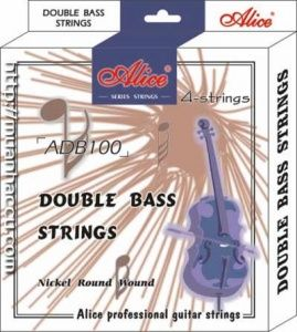 Alice Double Bass Strings