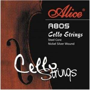 Alice Cello Strings A805