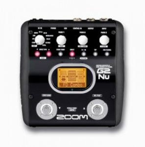 Zoom - Guitar Effect G2Nu