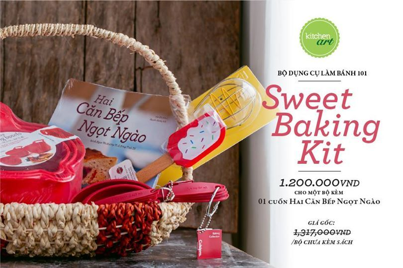 SWEET BAKING KIT