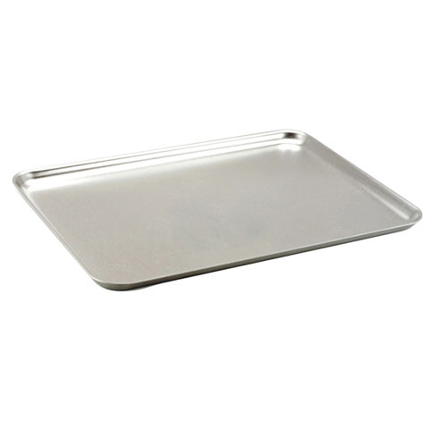 (15-00064) ALUM BAKING TRAY 470x356xH19mm, SUNNEX