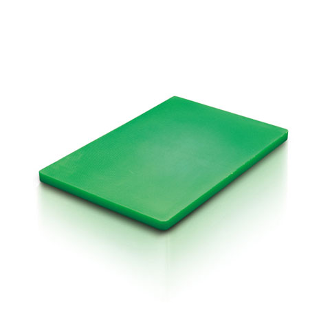 (13-01607-03) THỚT NHỰA, L325xW530xH20mm, HIGH DENSITY, GREEN, SAFICO