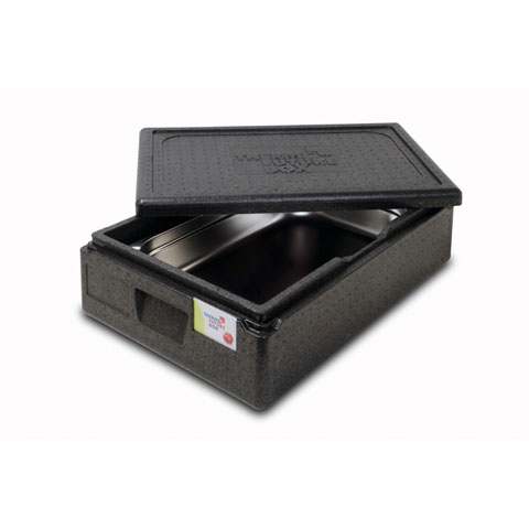 (20-00191) HỘP GiỮ NHIỆT,DIM:L60xW40xH23cm, 30L, GN 1/1 ECO, THERMO FUTURE BOX
