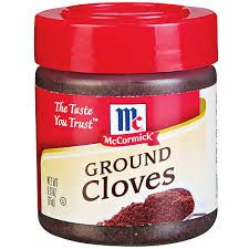 McComick Spices Cloves Ground