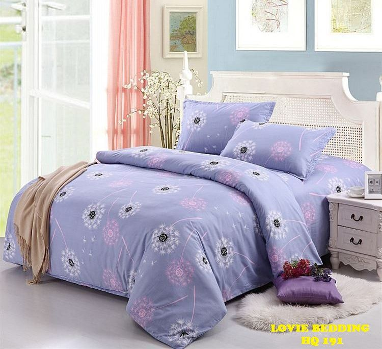 BO DRAP MEN COTTON LUA HQ 191