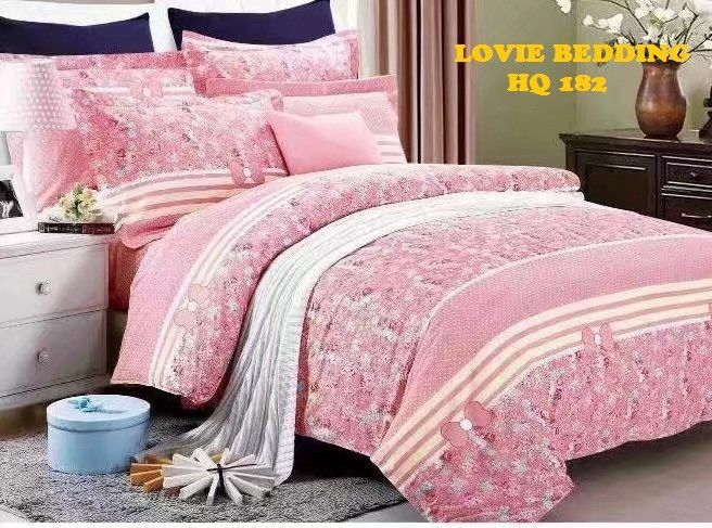 BO DRAP COTTON LUA HQ 182..
