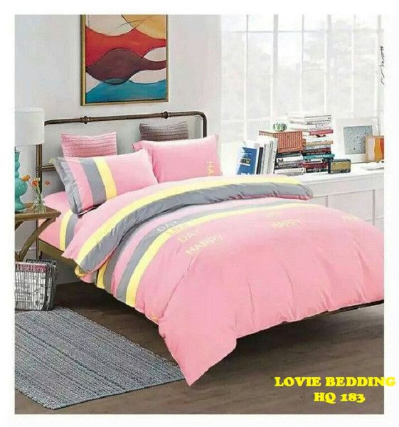 BO DRAP COTTON LUA HQ 183..