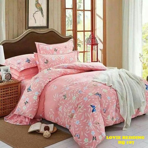 BO DRAP COTTON LUA5 HQ 187.