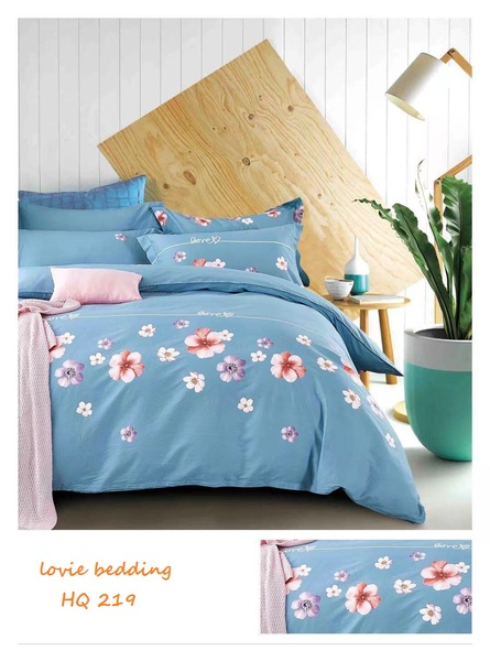 BỘ DRAP COTTON LOVIE HQ 219-1M6