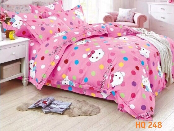 BỘ DRAP COTTON 1M8-HQ248