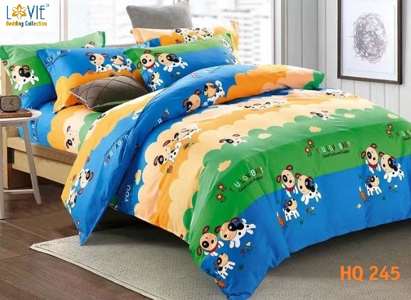 BỘ DRAP COTTON 1M4 HQ 245