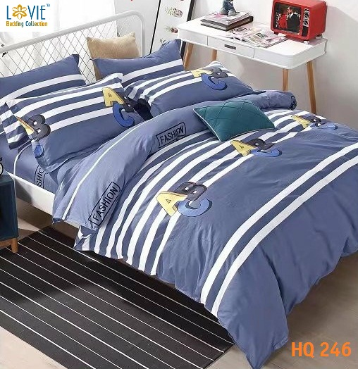 BỘ DRAP COTTON 1M4 HQ 246