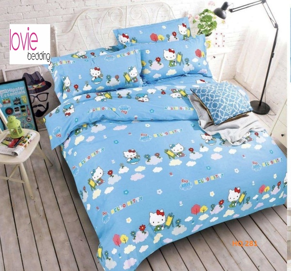 BỘ DRAP COTTON 1M8 HQ281