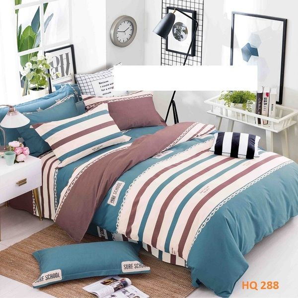 BỘ DRAP COTTON 1M8 HQ288