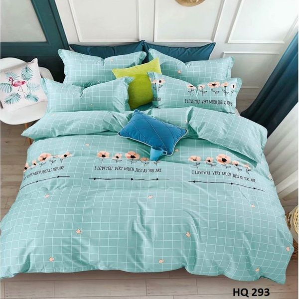 BỘ DRAP COTTON 1M8 HQ293