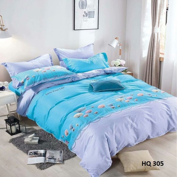 BỘ DRAP COTTON 1M8 HQ305