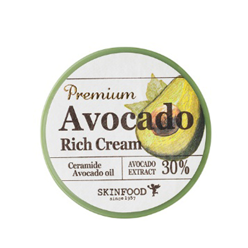 Premium Avocado Rich Cream
