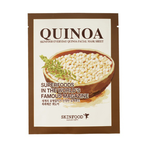 Skin Food Everyday Quinoa Facial Mask Sheet