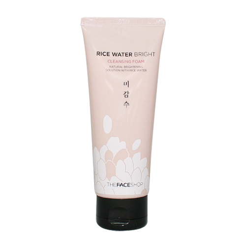 Rice Water Bright Cleansing Foam 300ml