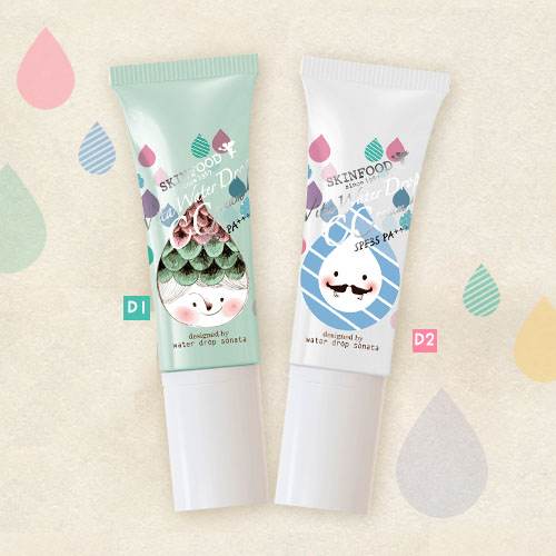 Vita water Drop CC Cream SPF35 PA+++