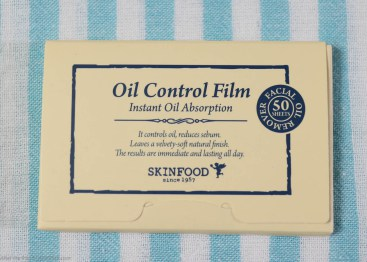 Skin Food Oil Control Film (NEW)