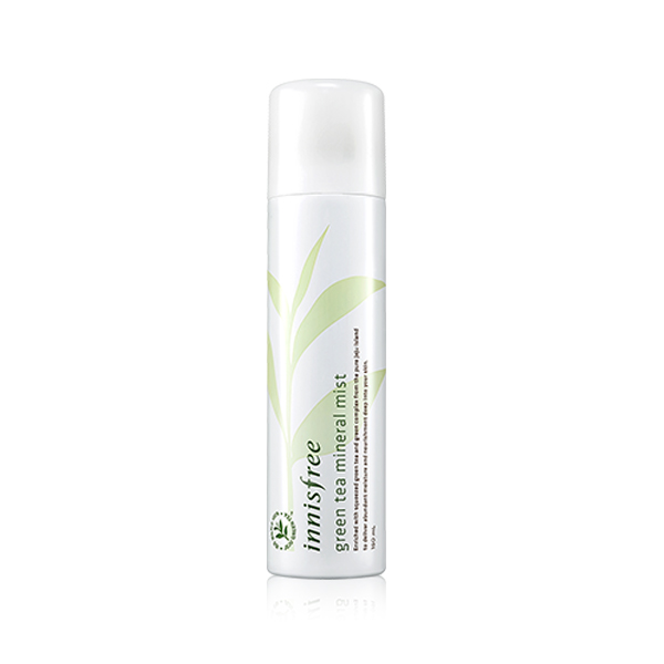 GREEN TEA MINERAL MIST 150ml
