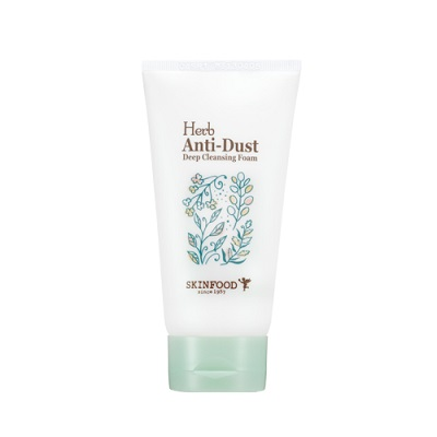 Herb Anti Dust Deep Cleansing Foam