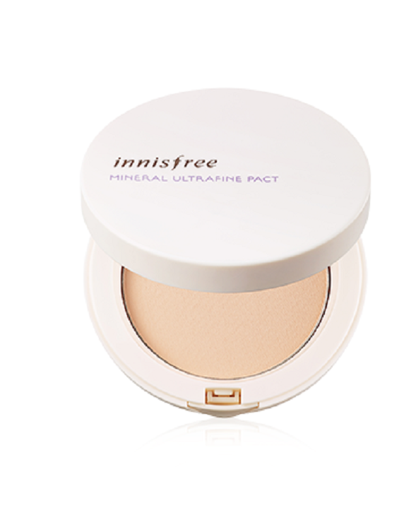 Mineral ultrafine pact #21