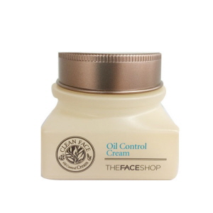 Clean Face Oil Control Cream